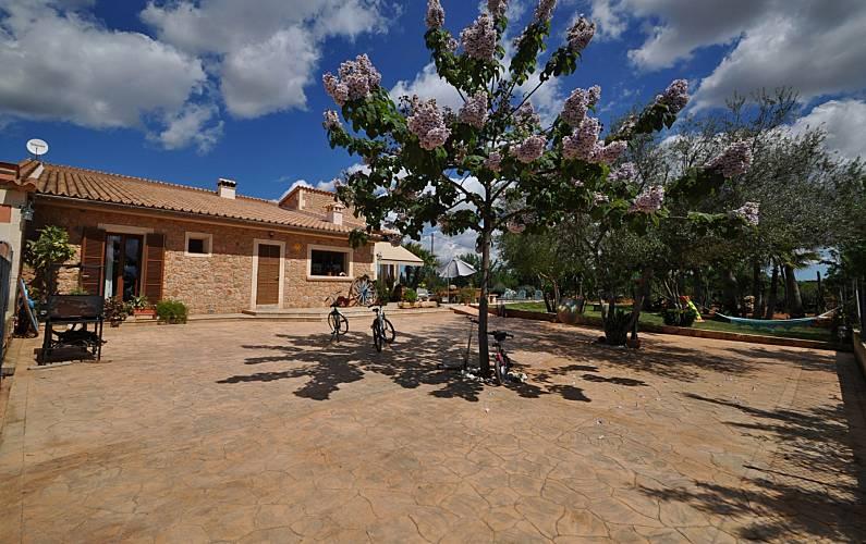 Casa para 8 personas en biniali biniali sencelles mallorca - Alquiler casas en binissalem ...