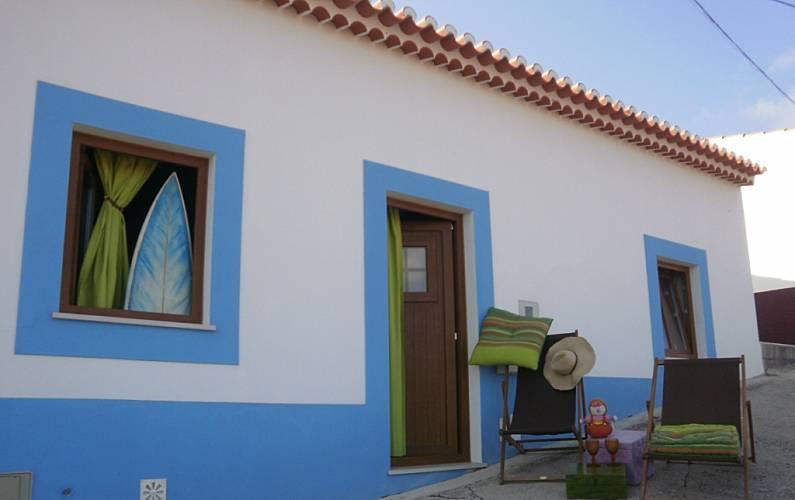Surf Exterior da casa Algarve-Faro Aljezur casa - Exterior da casa
