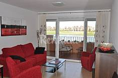 Lovely and peaceful 2 bedroomflat near the golf  Murcia