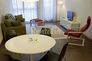 Mountain-view 3 flats for 2-10 people Belluno