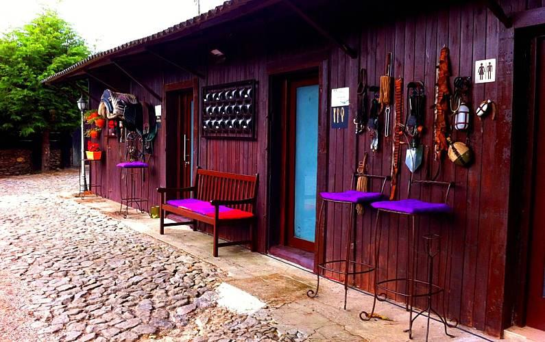 4 Dining-room Viana do Castelo Vila Nova de Cerveira Cottage - Dining-room