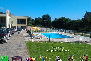 House for 14 people 15 km from the beach Viana do Castelo