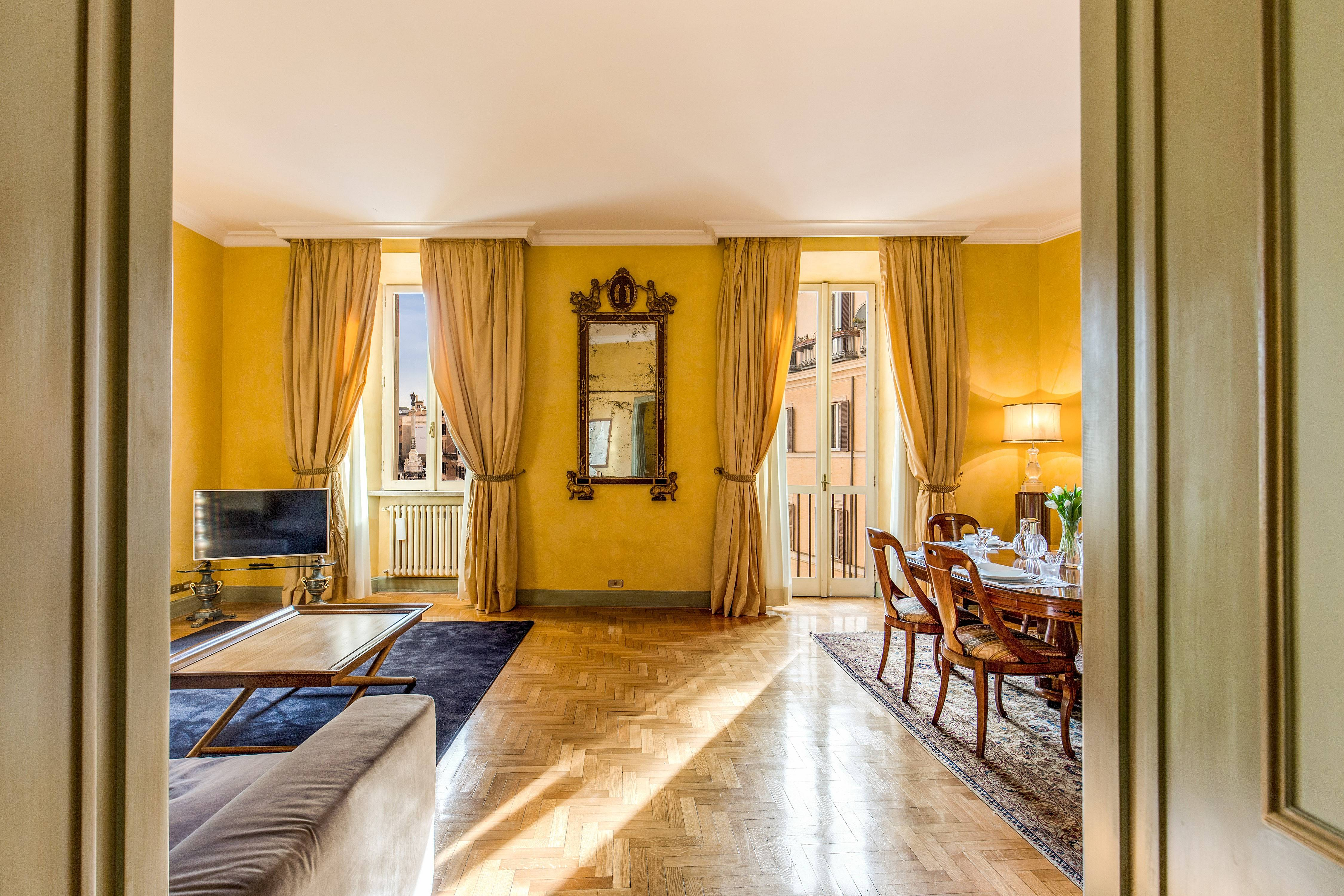 wohnung zur miete in mantua il centro rom rom. Black Bedroom Furniture Sets. Home Design Ideas