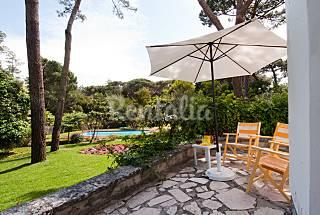 Casa con magnifico jardín y piscina Lisboa