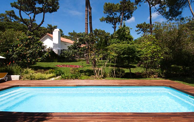 House Swimming pool Lisbon Sintra villa - Swimming pool