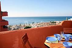 Apartment, sea views, near the beach and marina.  Málaga