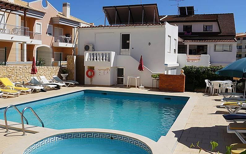 Apartamentos Piscina Algarve-Faro Albufeira Apartamento - Piscina