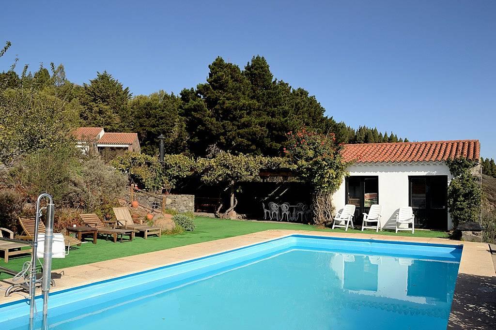 Villa in affitto con piscina galas vega de san mateo - Villas en gran canaria con piscina ...