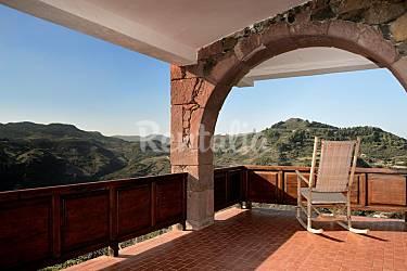 Villa en alquiler con piscina galas vega de san mateo - Villas en gran canaria con piscina ...