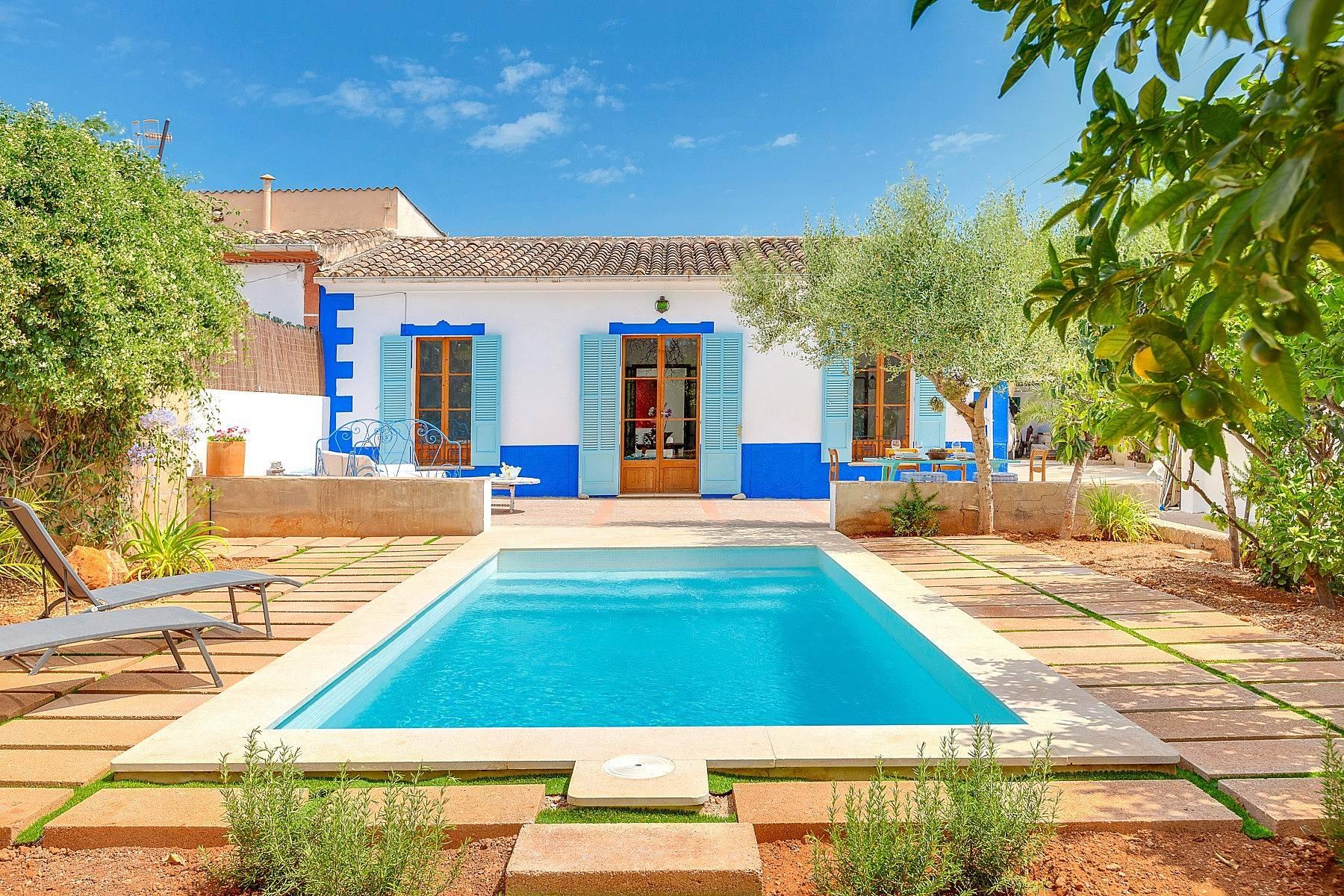 Villa en alquiler en palma de mallorca establiments nou for Alquiler palma mallorca