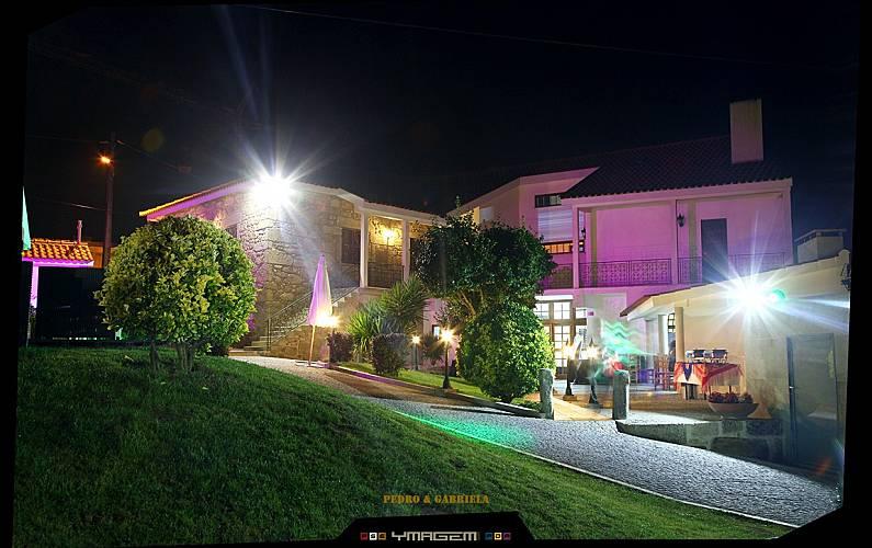 Villa Exterior da casa Braga Esposende vivenda - Exterior da casa