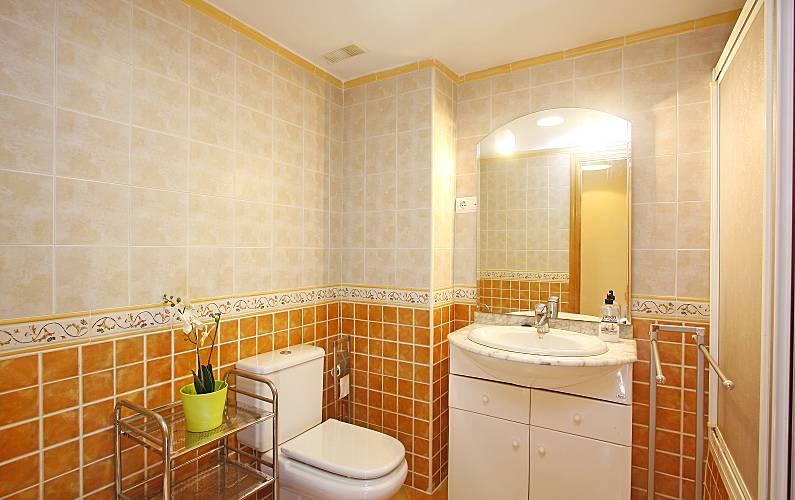 Apartamento Casa-de-banho Málaga Benalmádena Apartamento - Casa-de-banho