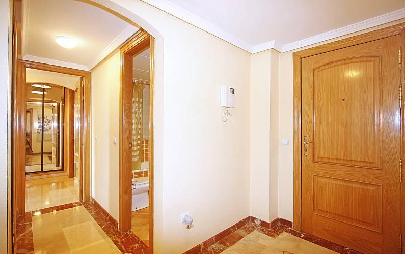 Apartamento Interior da casa Málaga Benalmádena Apartamento - Interior da casa