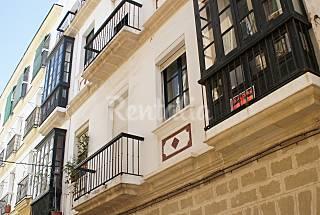 Appartamento con 2 stanze nel centro di Cadiz Cadice