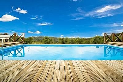 Casa en alquiler con piscina Arezzo