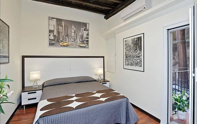 wohnung f r 2 personen in rom il centro rom rom. Black Bedroom Furniture Sets. Home Design Ideas