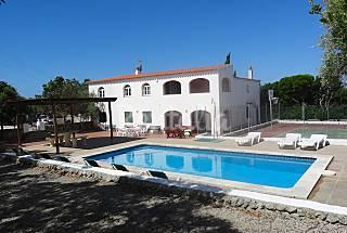 Finca espaciosa para 6-8 personas Menorca