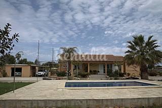 Casa rural para 8 personas muy cerca de las playas Menorca