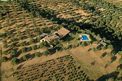 Casa en  palau-saverdera a 4 km de la playa  Girona/Gerona