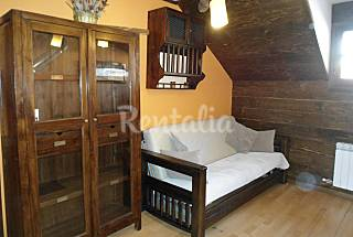 Apartamento de 1 habitación en Biescas Huesca