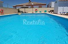 5 Casas Marin, para 4 pers. con pisc. com.grande Cádiz