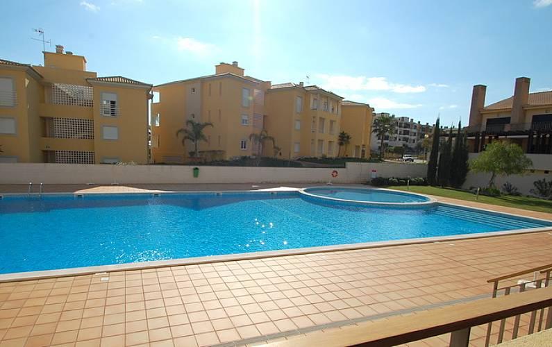 Maravilhoso Piscina Algarve-Faro Loulé Apartamento - Piscina