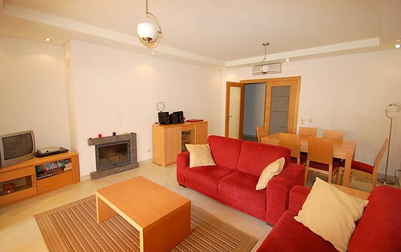 Maravilhoso Sala Algarve-Faro Loulé Apartamento - Sala