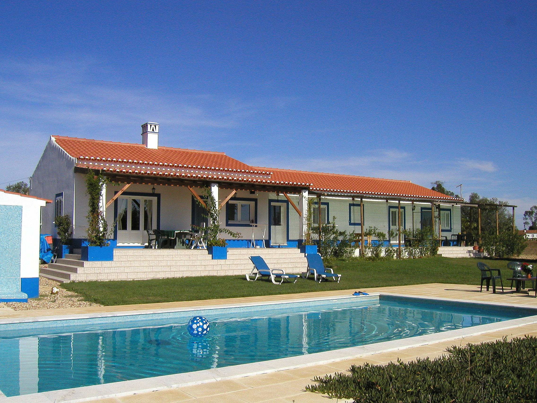 Quinta em alentejo com piscina ferreira do alentejo beja - Alquiler de casas en portugal ...