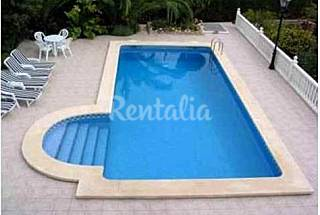 Nice cottage with pool and garden Murcia
