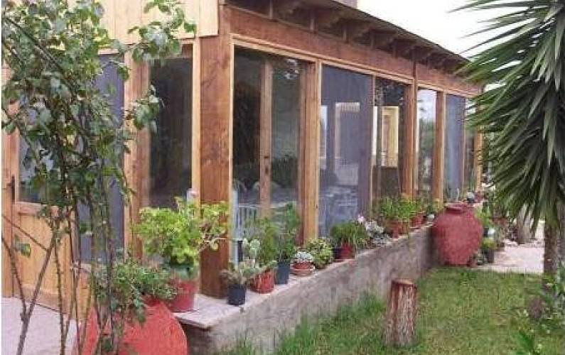 Bonita casa rural con piscina y jard n la murta murcia for Jardin villa bonita culiacan