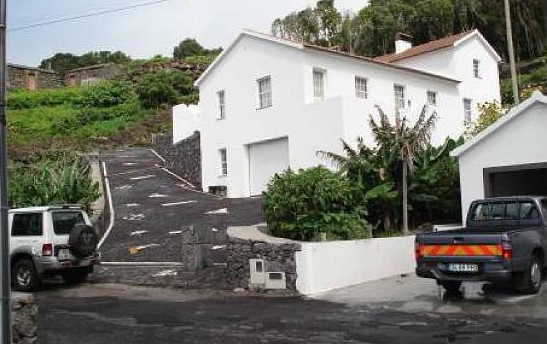 2 Casas a 200 m de la playa Pico - Exterior del aloj.