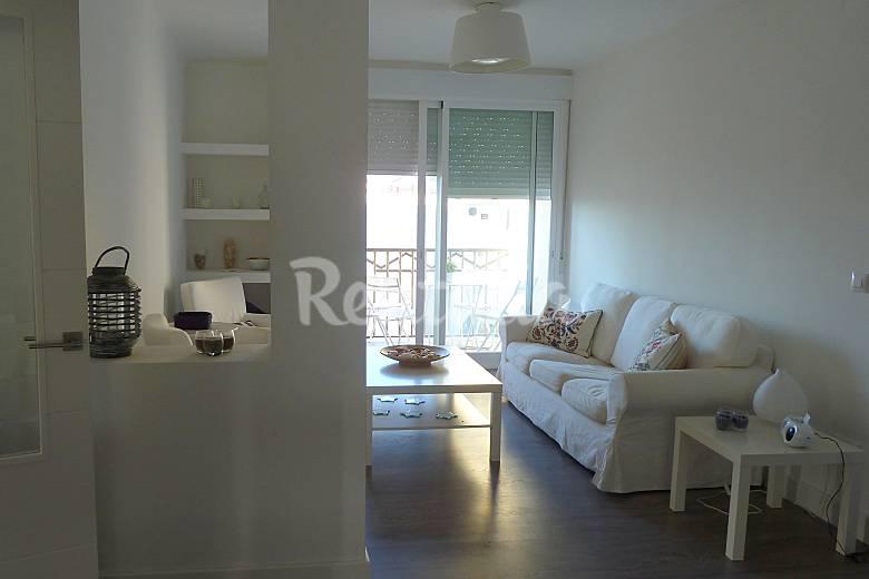 Apartamento Para 5 Personas A 10 M De La Playa Tarifa