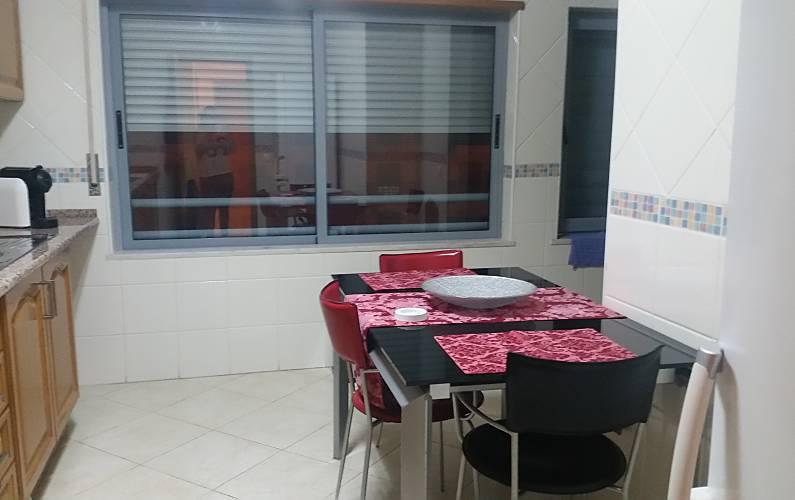 T2 Cozinha Algarve-Faro Olhão Apartamento - Cozinha