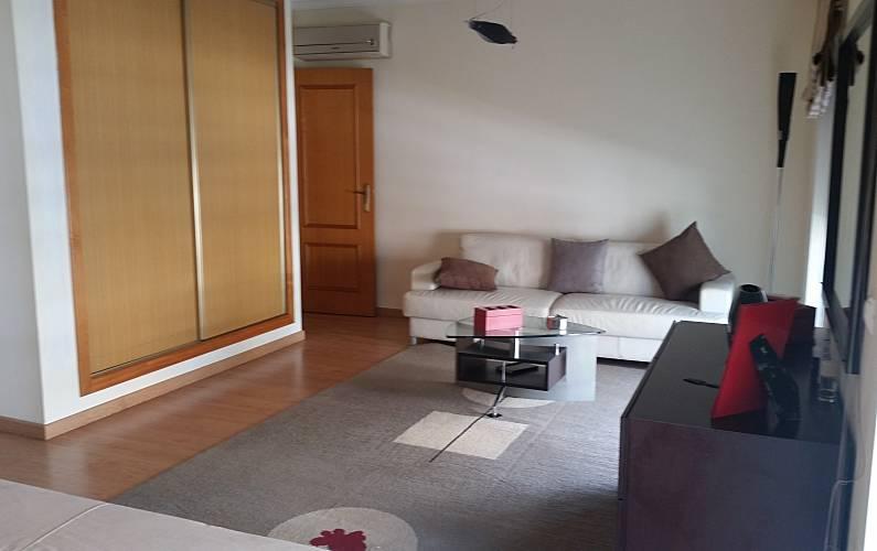 T2 Quarto Algarve-Faro Olhão Apartamento - Quarto