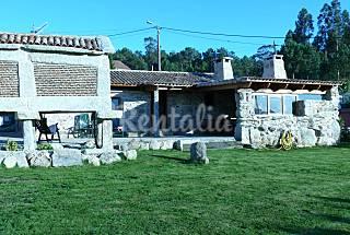 Casa de 3 habitaciones a 12 km de la playa Pontevedra