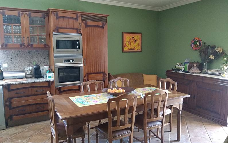 Villa Dining-room Algarve-Faro Portimão villa - Dining-room