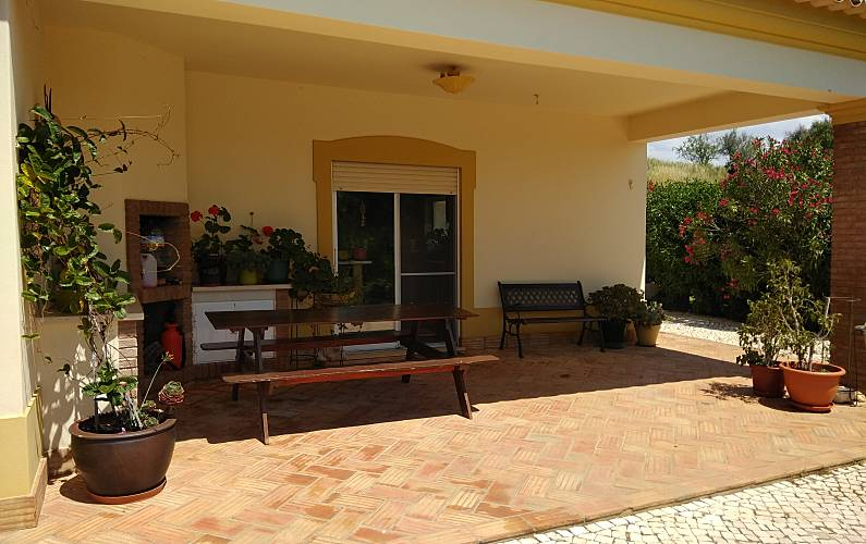 Villa Terrace Algarve-Faro Portimão villa - Terrace