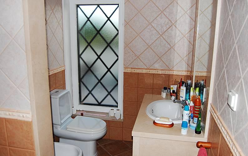 Villa Bathroom Algarve-Faro Portimão villa - Bathroom