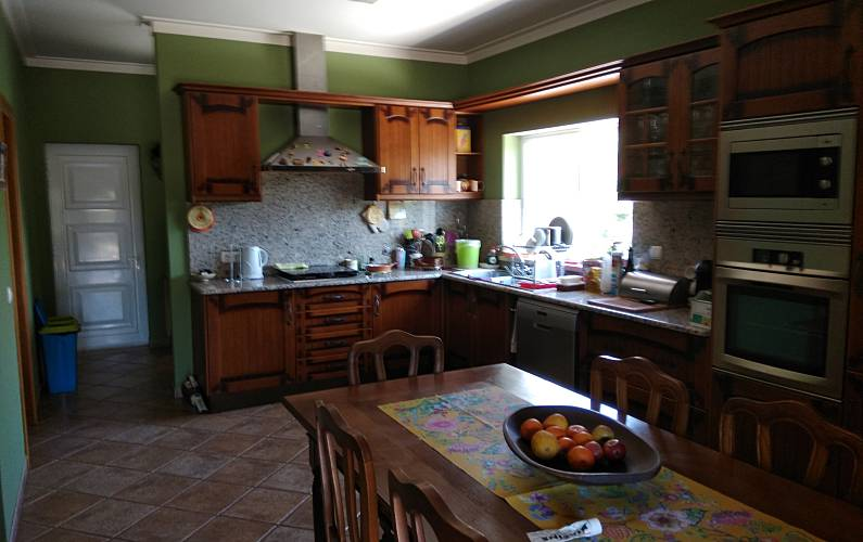 Villa Kitchen Algarve-Faro Portimão villa - Kitchen