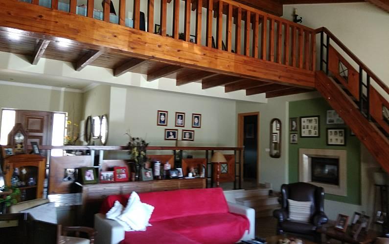 Villa Living-room Algarve-Faro Portimão villa - Living-room
