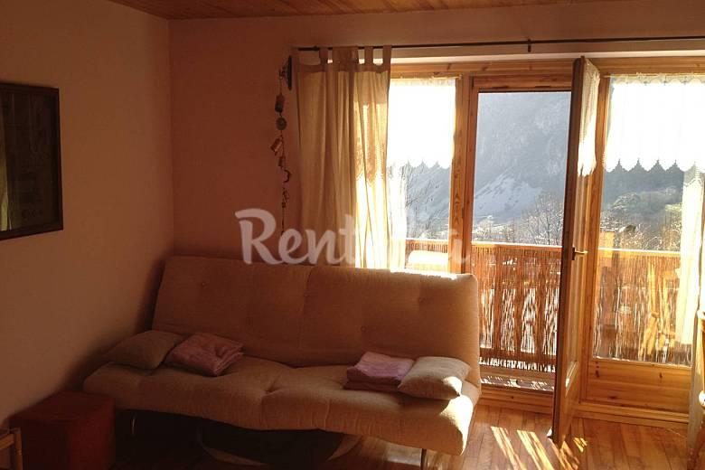 Apartamento en alquiler boi taull boi la vall de bo lleida l rida pirineos espa oles - Apartamentos boi taull resort ...