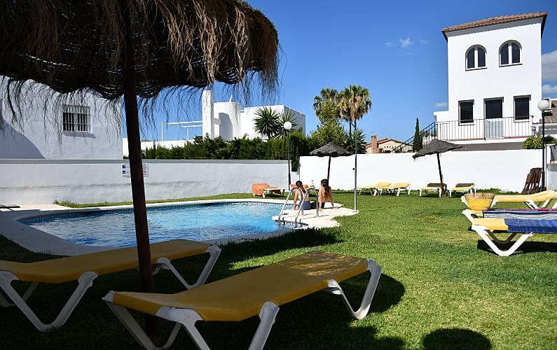 House Swimming pool Málaga Nerja House - Swimming pool