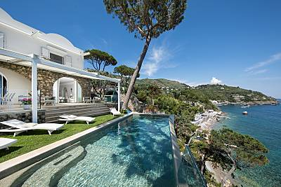 Villa ibiscus - massa lubrense costiera amalfitana Napoli