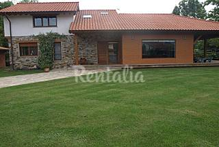 Villa with 4 bedrooms 10 km from the beach Cantabria