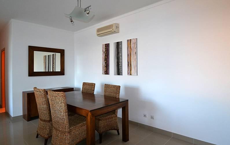 Magnifico Sala de Jantar Algarve-Faro Loulé Apartamento - Sala de Jantar