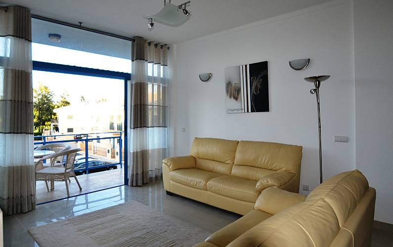 Magnifico Sala Algarve-Faro Loulé Apartamento - Sala