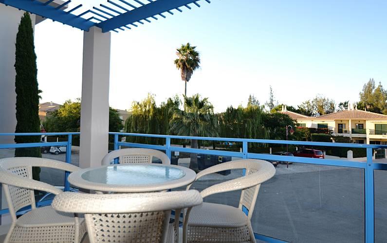 Magnifico Terraço Algarve-Faro Loulé Apartamento - Terraço