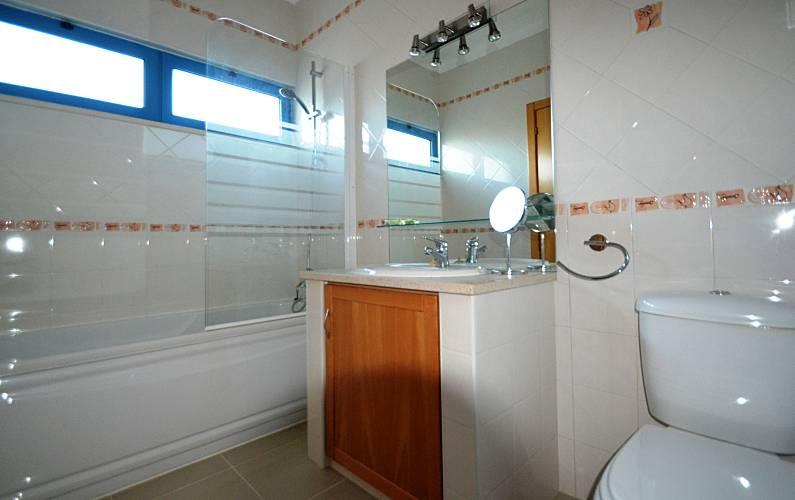 Magnifico Casa-de-banho Algarve-Faro Loulé Apartamento - Casa-de-banho