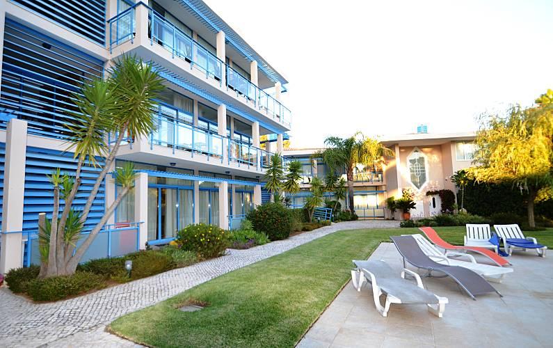 Magnifico Jardim Algarve-Faro Loulé Apartamento - Jardim