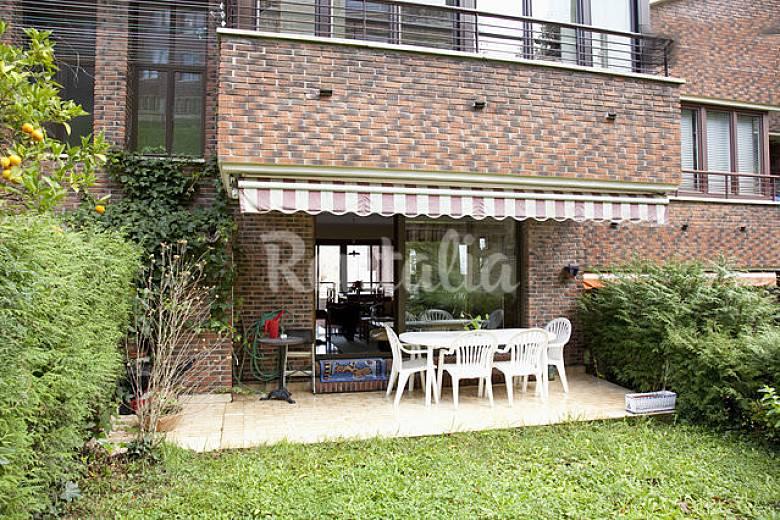 Casa en alquiler en san sebastian centro donostia san - Casas rurales en donostia ...